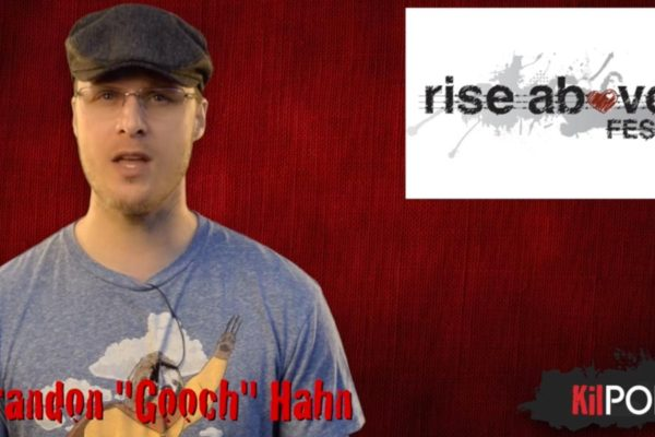 Gooch Rise Above Fest News