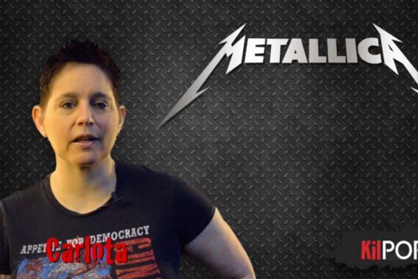 Carlota Metallica News Clothing