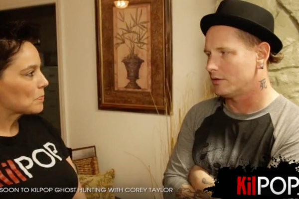 Kilpop Minute EXTRA! Corey Taylor talks about the new Stone Sour Album.