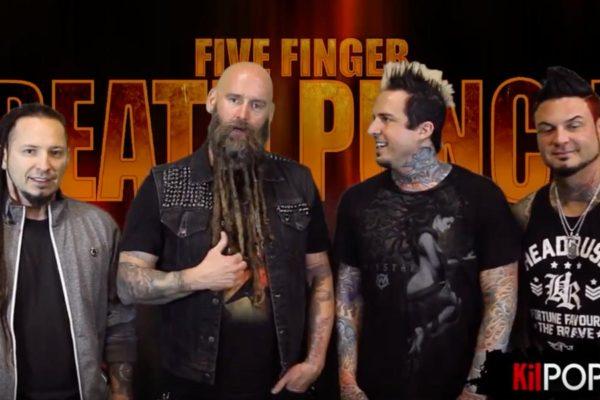 Five Finger Death Punch Kilpop Quiz