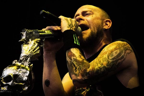 Ivan Moody Five Finger Death Punch