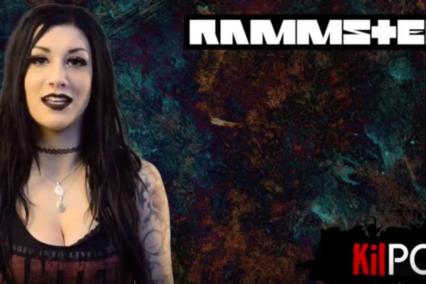 Kilpop Minute: Rammstein comes to US!