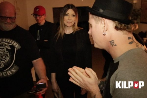 Corey Taylor Ghost Hunting