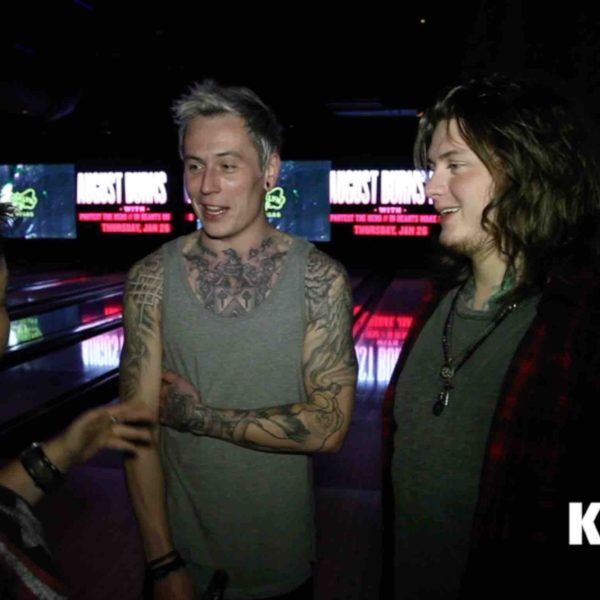 Brooklyn Bowling with Asking Alexandria