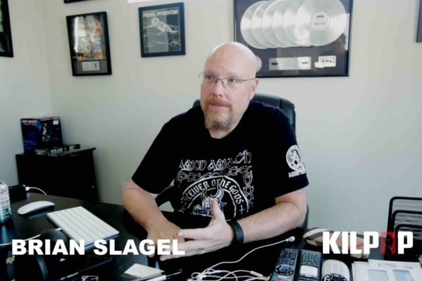 Brian Slagel Metal Blade Records