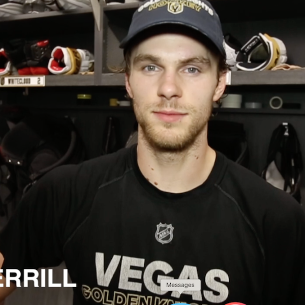 Jon Merrill Las Vegas Golden Knights