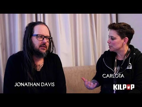 Kilpop Stage Left: Jonathan Davis speaks with Kilpop about his new solo record