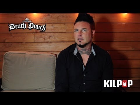 Jason Hook from Five Finger Death Punch take the Kilpop Quiz!