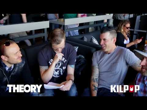Kilpop Feature: Top Golf with Theory of A Deadman