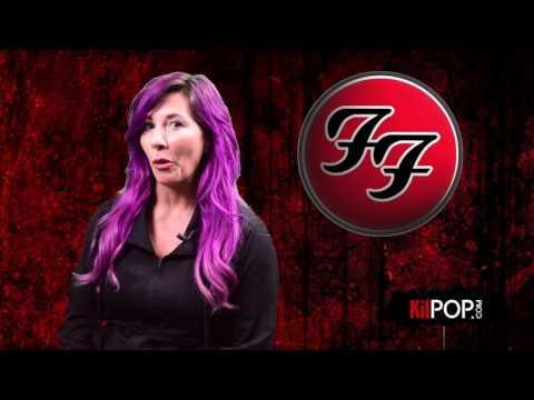 Kilpop Minute: Fa fa fa Foo Fighters news with Tina Smash!
