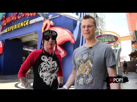 Kilpop Feature: Chad Gray from HELLYEAH​ takes on Slotzilla with Brandon Hahn.