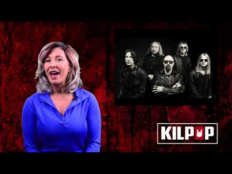 Kilpop Minute: Judas Priest new album!