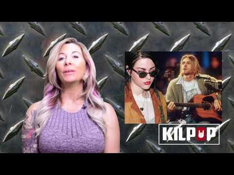 Kilpop Minute: Who has Kurt Cobain's guitar?!!!