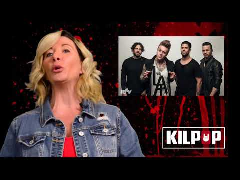 KILPOP MINUTE: PAPA ROACH IS UP TO NO GOOD