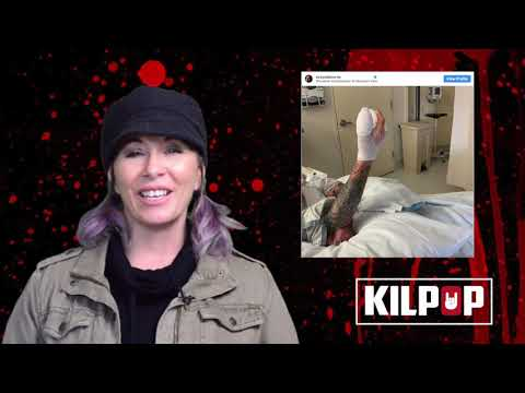 KILPOP MINUTE: OZZY NEEDED EMERGENCY SURGERY