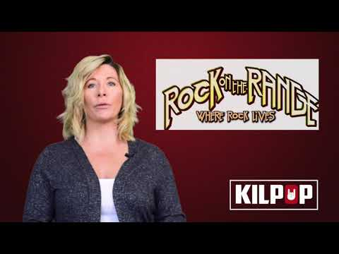 KILPOP MINUTE: Goodbye Rock On The Range