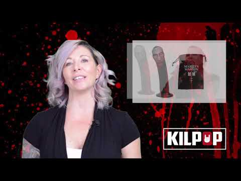 KILPOP MINUTE: MANSON ALL UP IN YA