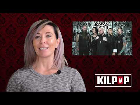 KILPOP MINUTE: GET WELL SOON JEREMY SPENCER