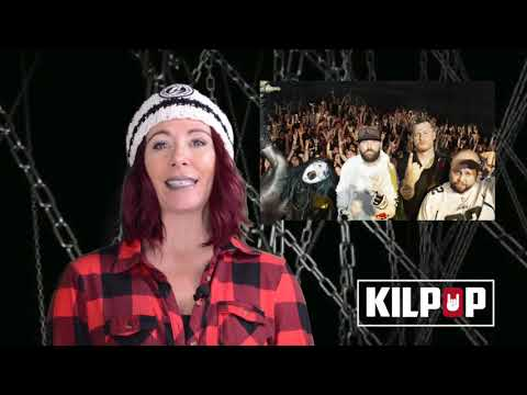 KILPOP MINUTE: LIMP BIZKIT IN THE STUDIO